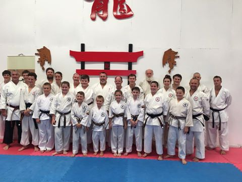 Brown and Black Belts