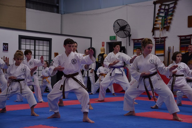 2018 04 28 Grading Advanced to Black Belts 01